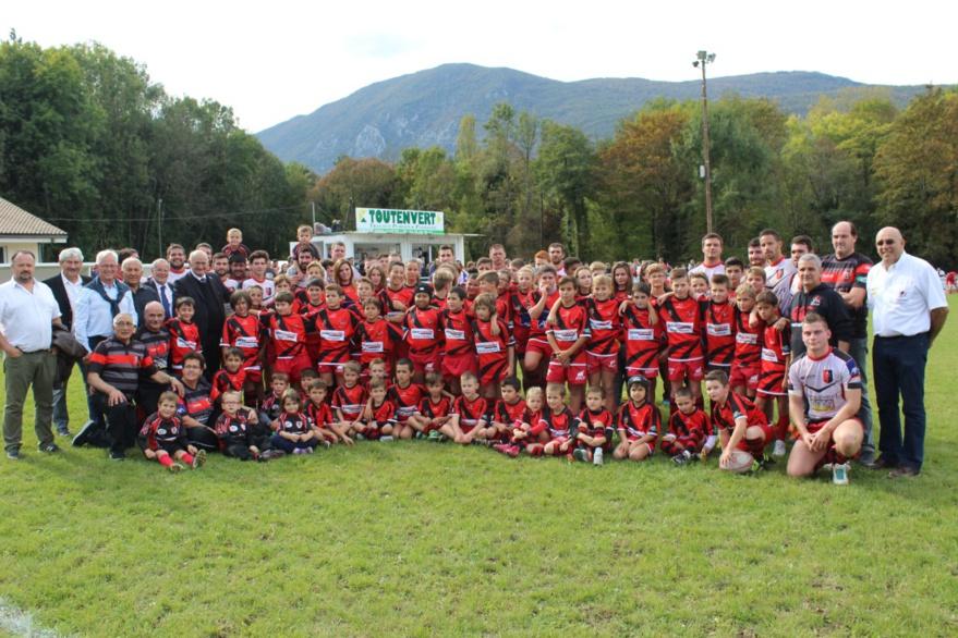 Pierre Camou et l'école de rugby