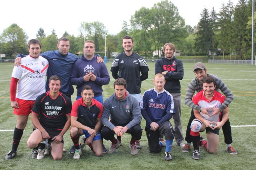 L'équipe de rugby à 7