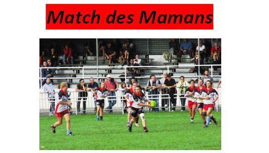 Match des Mamans