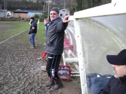 Claude Rousset (entraineur équipe séniors)