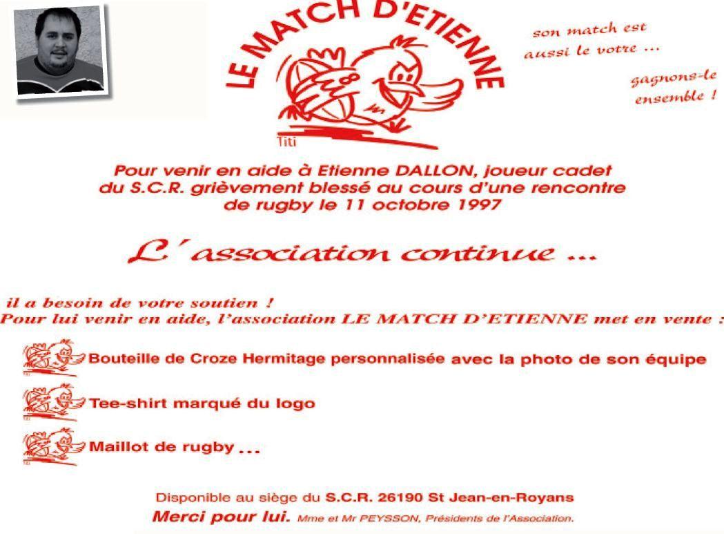 Le Match d'Etienne