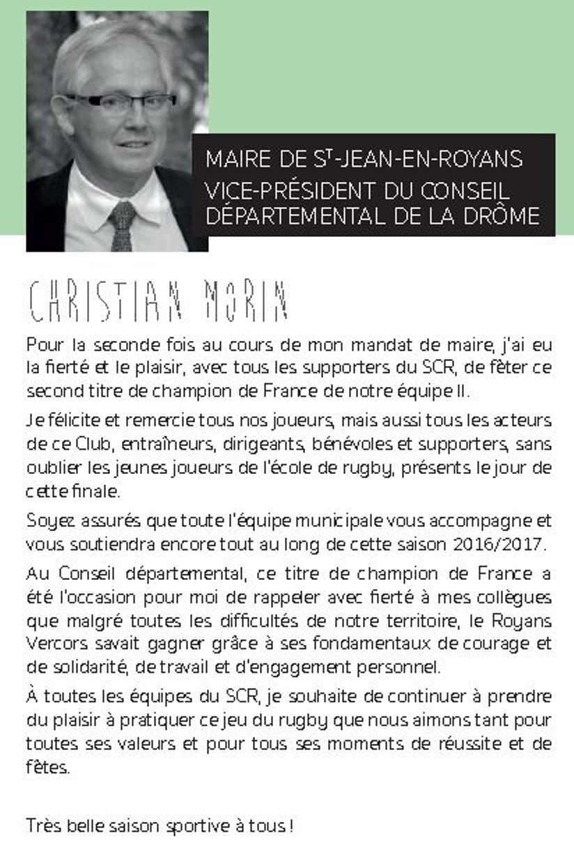 C. Morin