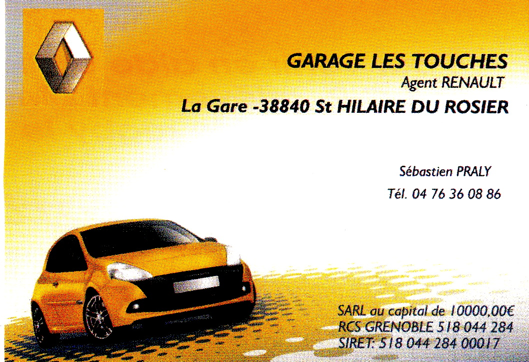 Garage Les Touches