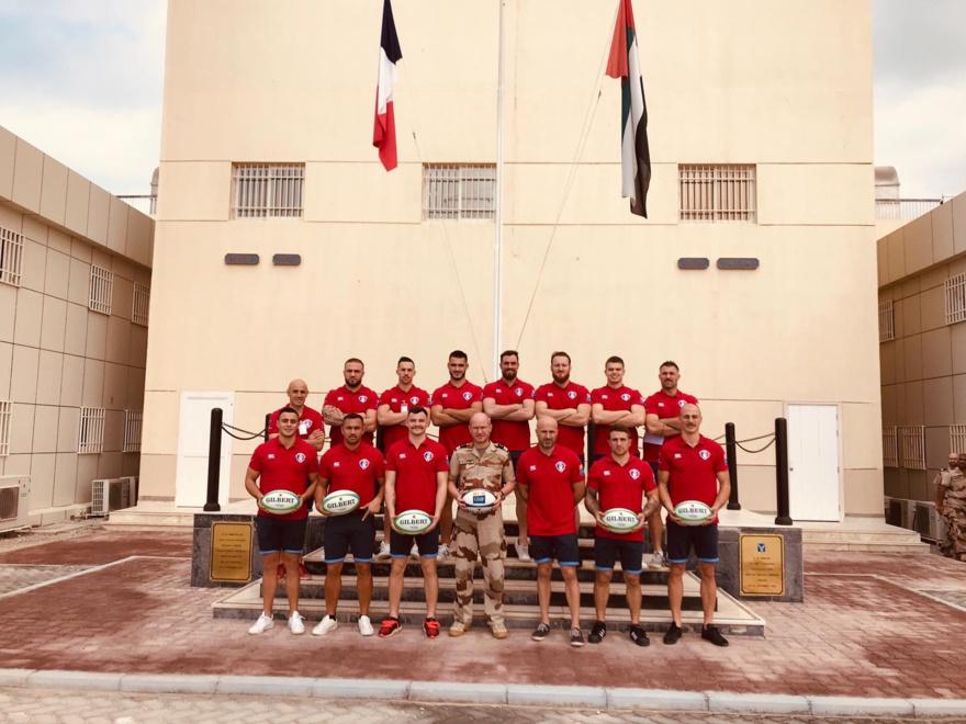 Le SCR représenté à Dubai
