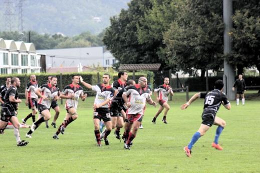 Saint-Jean-en-Royans Fédérale 2 match amical