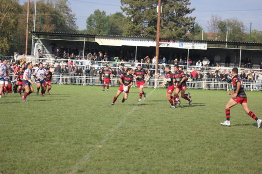 SCR-Grasse équipes I