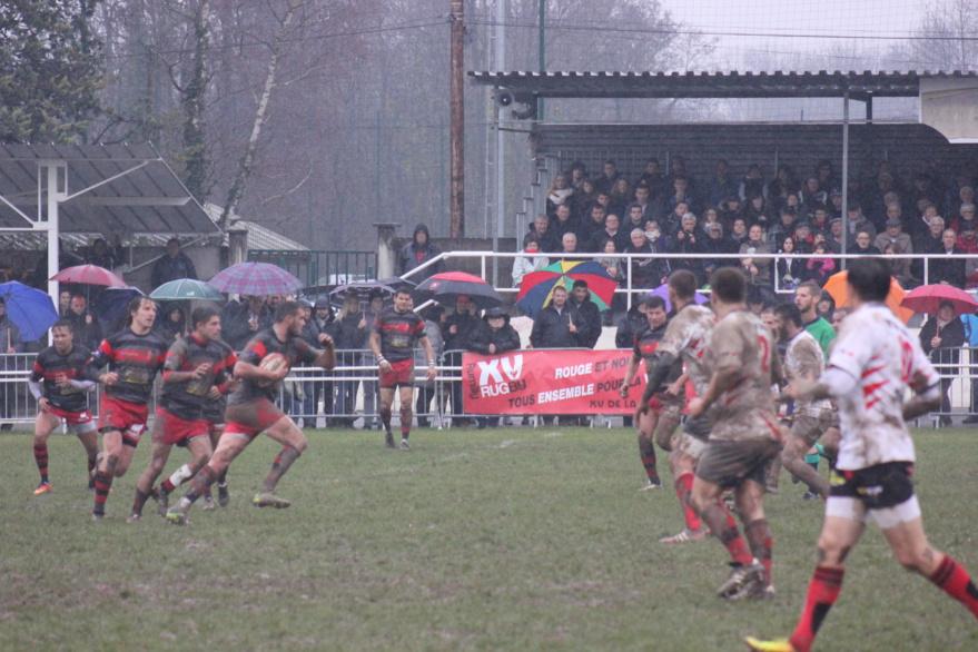 rugby fédérale 2 poule 4