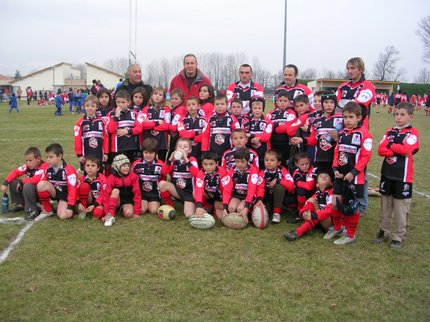 Organigramme Ecole de rugby