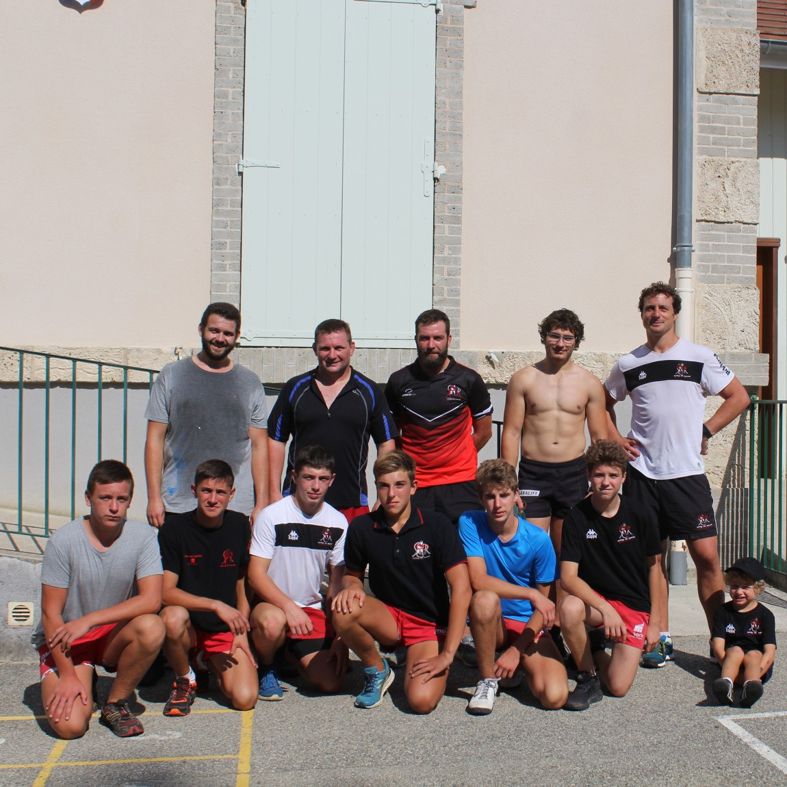 Le Sporting Club Royannais au 30ème trail