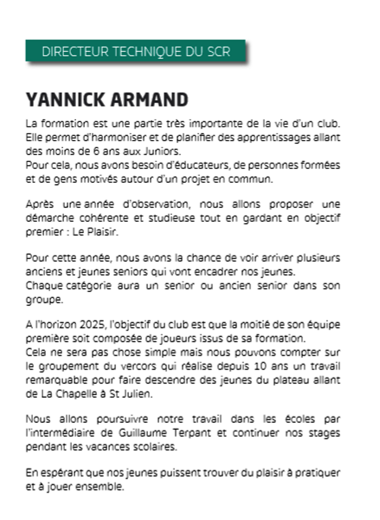 Yannick Armand
