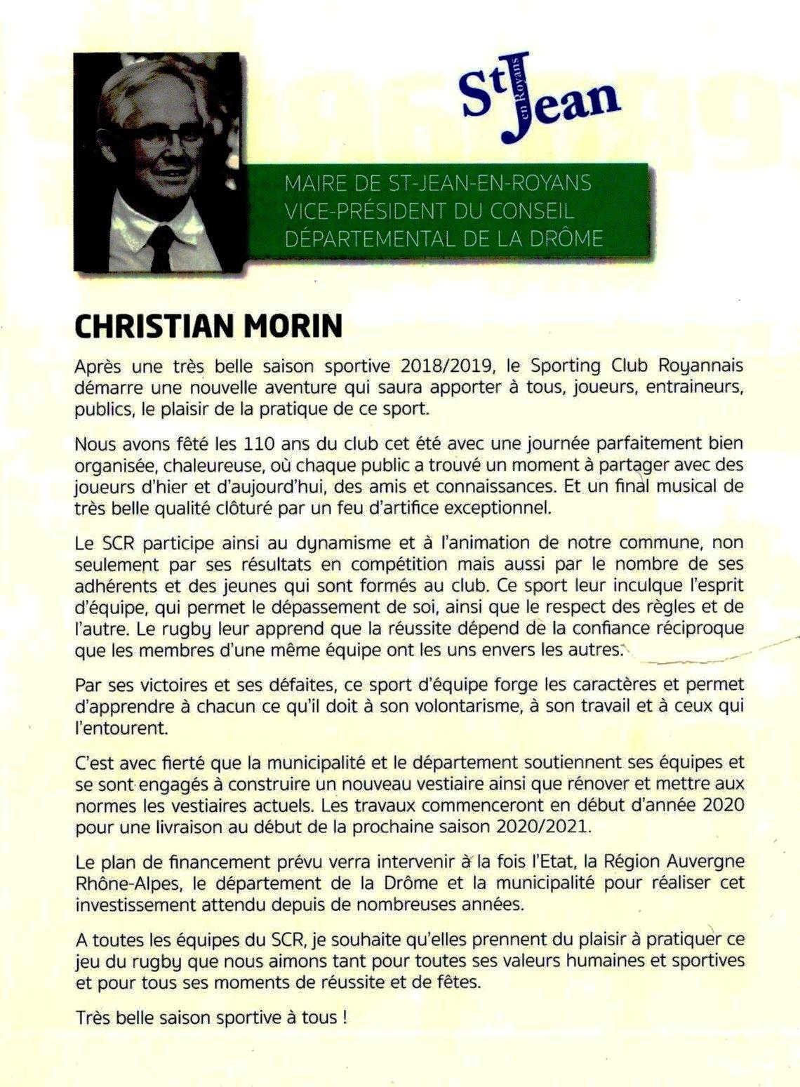 Christian Morin