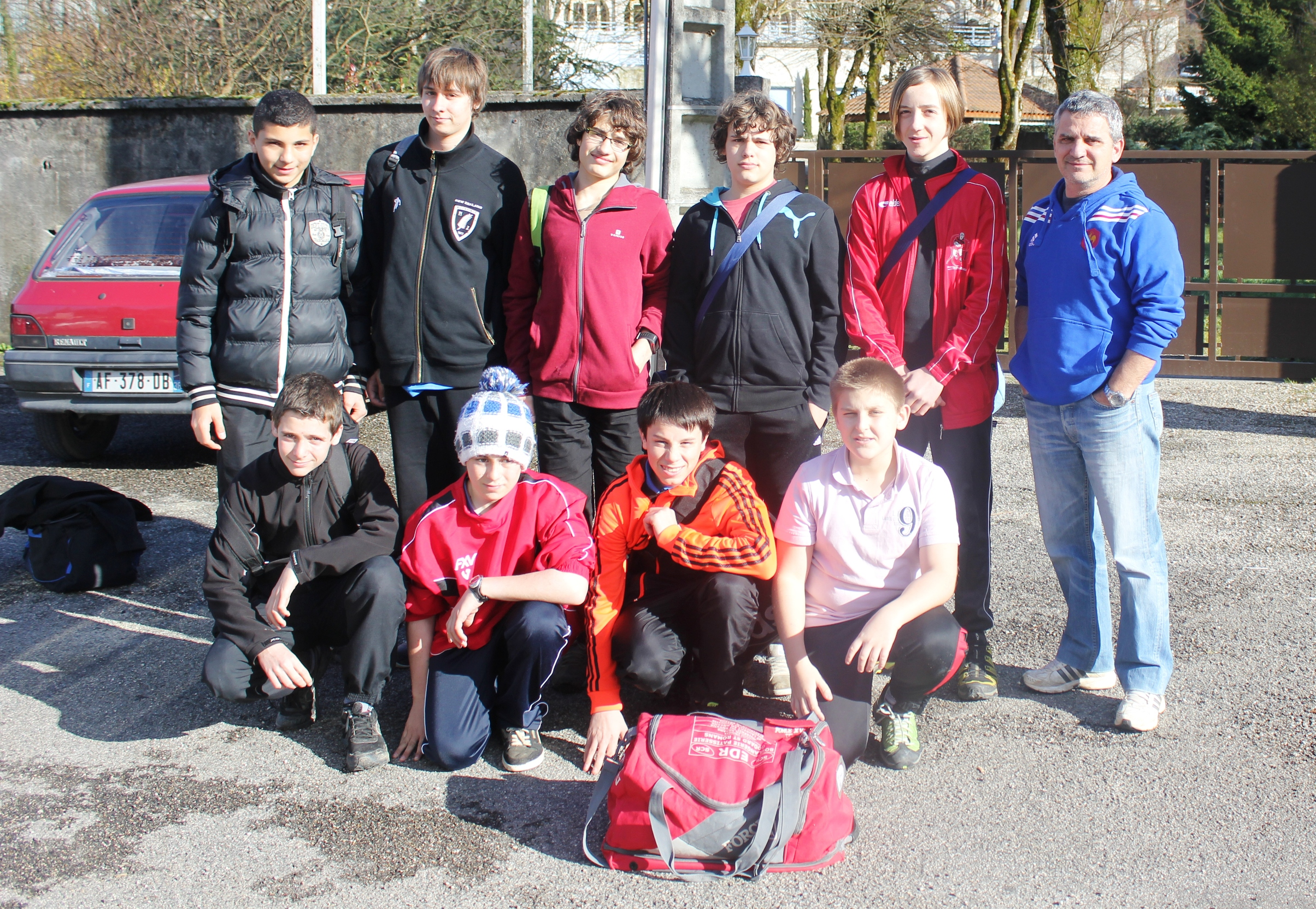Le Sporting Club Royannais à Lesdiguières