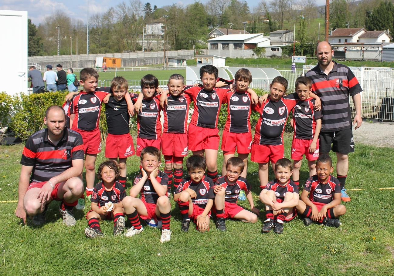 Tournoi final écoles de rugby