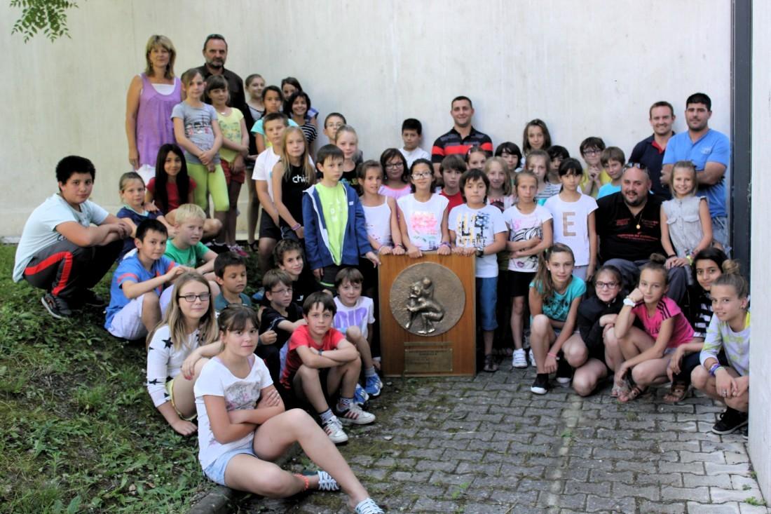 Le Bouclier à l'école Pasteur
