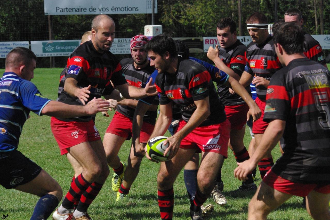 Saint-Jean-en-Royans « Les champions de France font la course en tête »