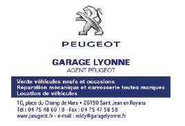 Automobiles, Garages